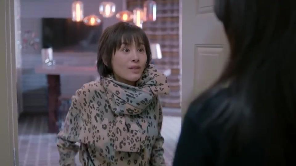 欢乐颂:安迪樊胜美电梯聊天,感情的问题,还是安迪最直接