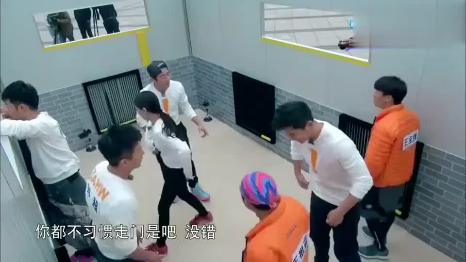 王祖蓝开锁失败,邓超:宝强不用钥匙都能开锁!众人懵了