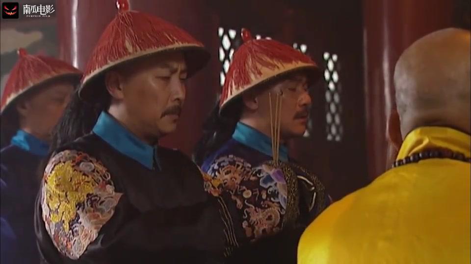 雍正王朝:邬思道参透帝王权术!一听四爷被贬职,反而大笑不已