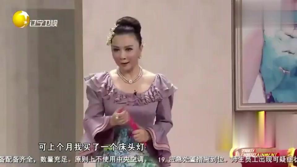 潘长江又被蔡明绕迷糊了,说一句话打一下脸,神级包袱抖的太响了