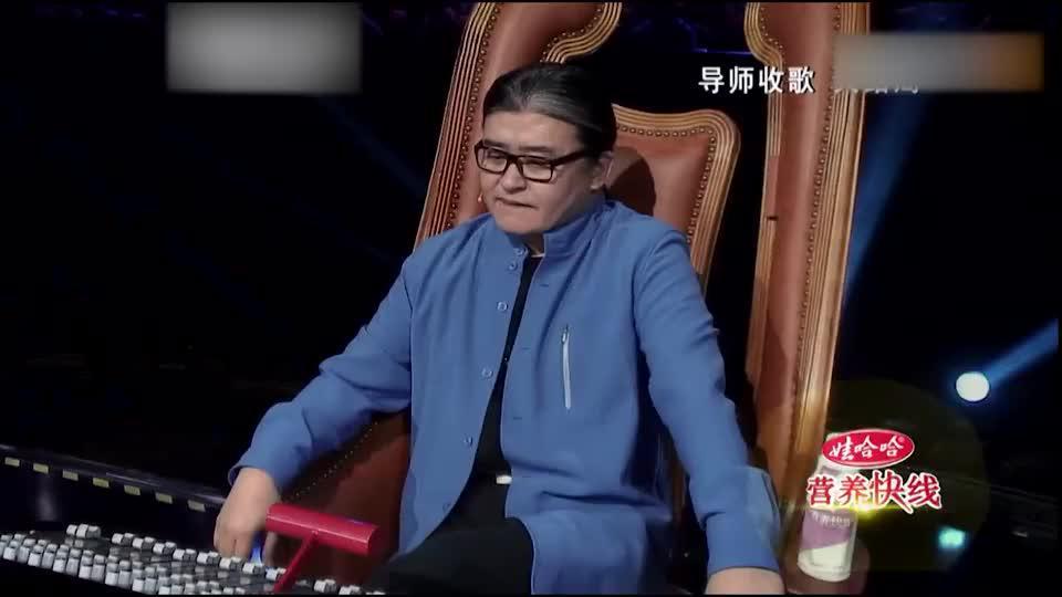 好歌曲:摇滚疯子疯狂呐喊,刘欢蓄力猛推杆,眼镜都撞掉了!