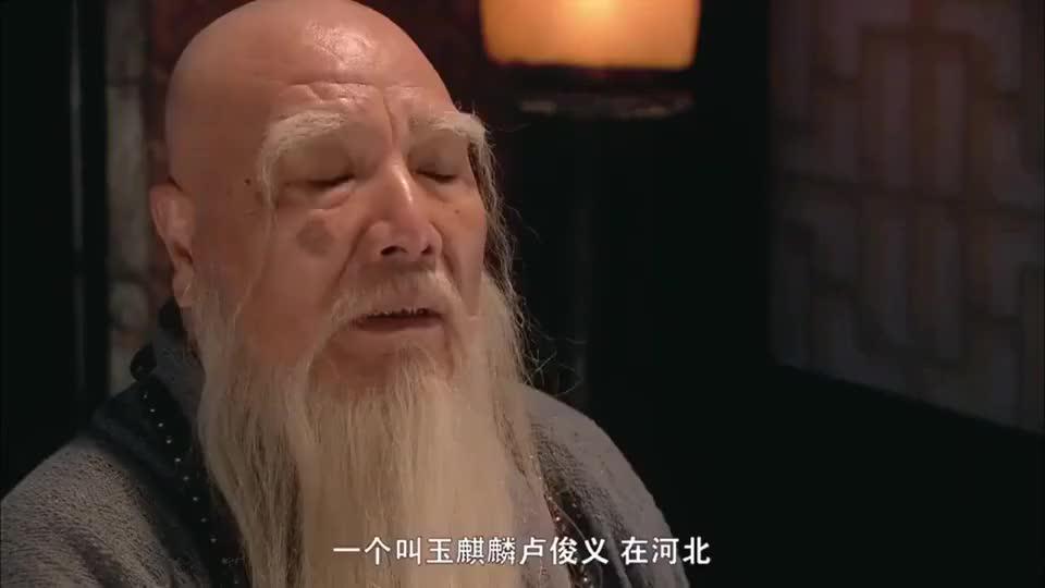 《水浒传》64斤禅杖,在长老手里跟拿鸡毛掸子一样,鲁智相当佩服