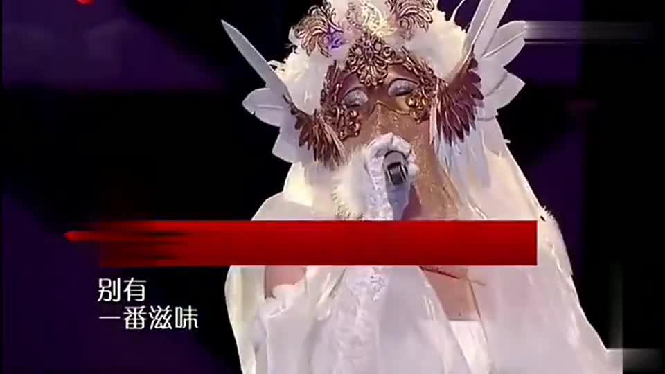 李玉刚男扮女装去唱歌,结果评委一个个都没发现,以为是女的!