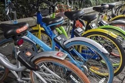 临沂市共享单车统一定点还车,设置实体电子围栏