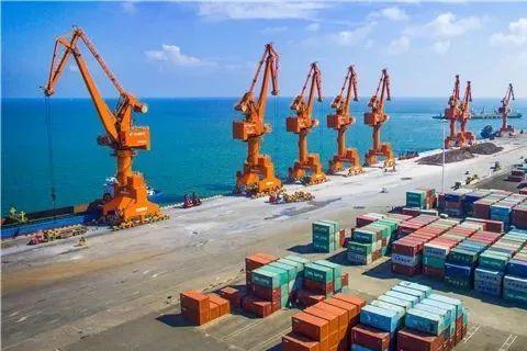 广西港口货物吞吐量18.65亿吨,完成投资沿海139.63亿内河95.62亿
