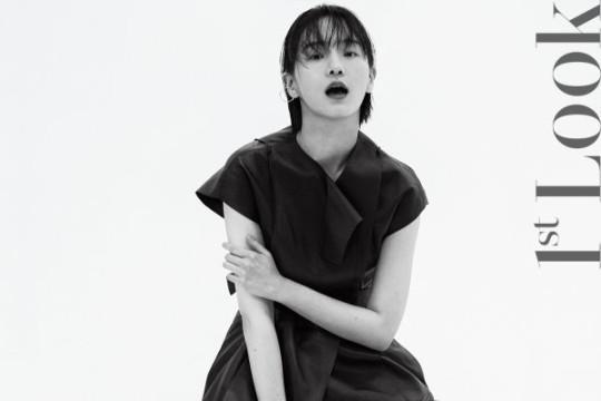 韩国女艺人朴珪瑛最新杂志写真曝光