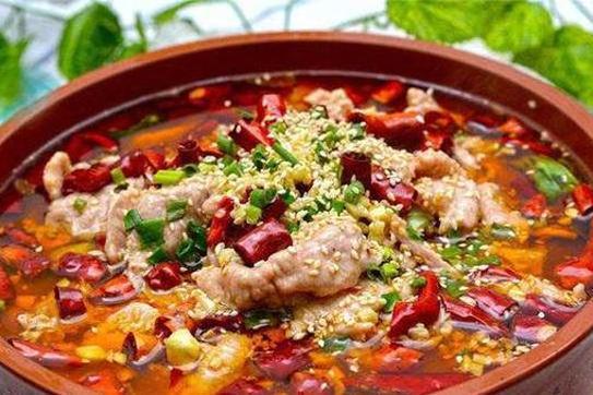 食事50:这样做出来的水煮肉片,才会鲜嫩爽滑,麻得过头辣得过瘾