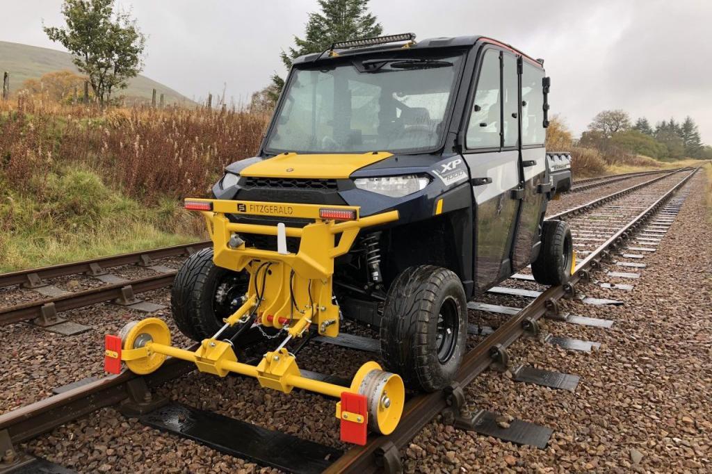 深藏不漏的创新,为铁路定制北极星游侠公铁联运车辆