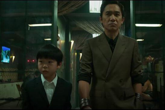 """漫威华人英雄电影""""尚气""""发布预告片,影帝梁朝伟为小演员当绿叶"""