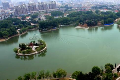 """中国最""""南北相对""""的两地级市,地处淮河流域却不接壤,都在安徽"""