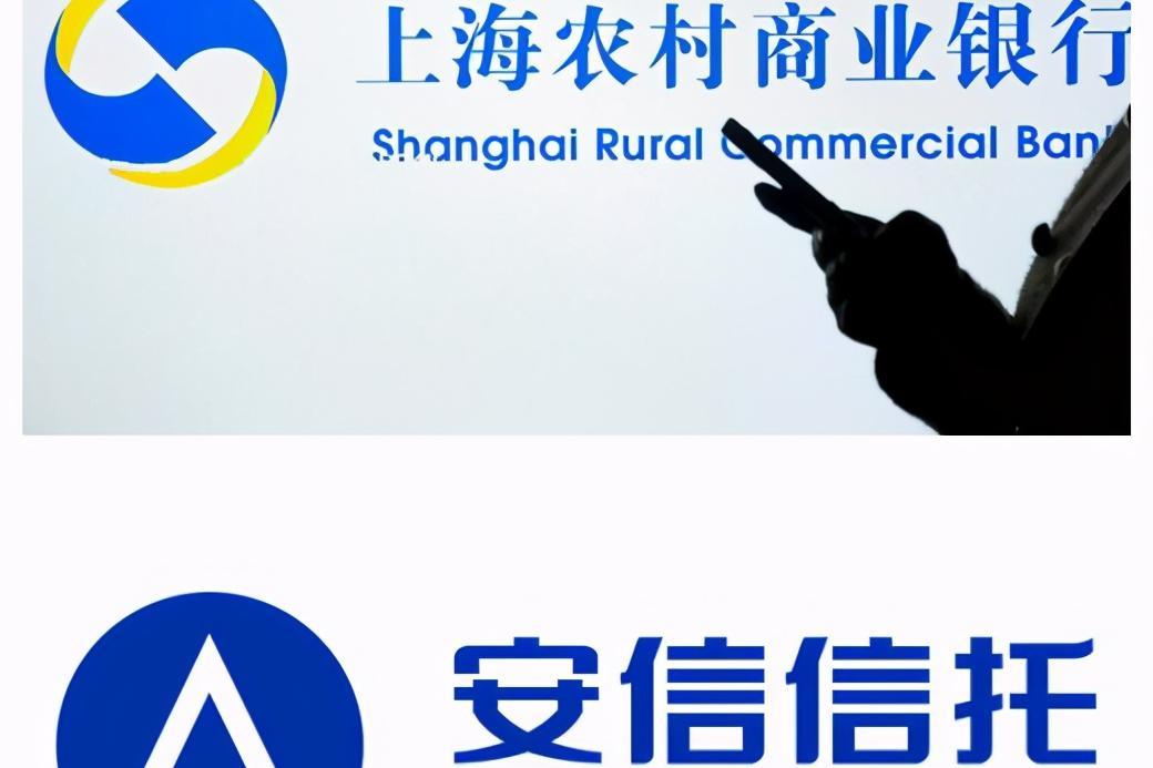 从上海农商行的招股说明书中,我找到了它和安信信托的交集