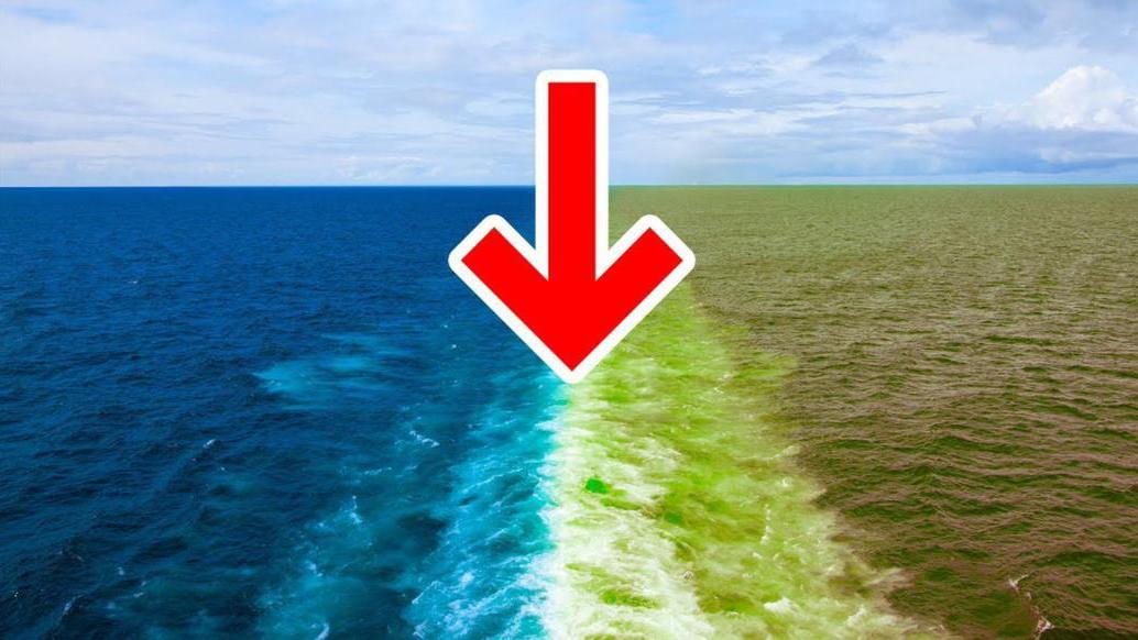 同样是海水,为什么大西洋与太平洋的海水不相融?看完涨知识