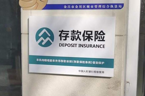 """""""钱袋子""""更安全了?央行宣布,去银行存款先找存款保险标识"""