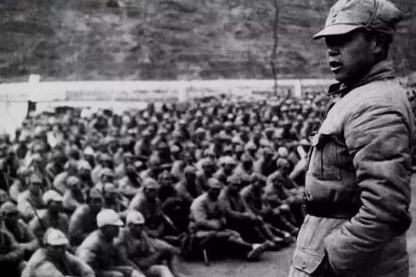 1949年2月,中野7个纵队改编为9个军,负责人职务有什么变化?