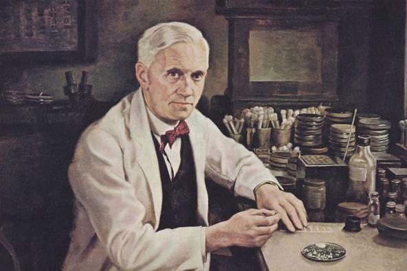 二战时拥有一百斤盘尼西林,能带来多大的收益?
