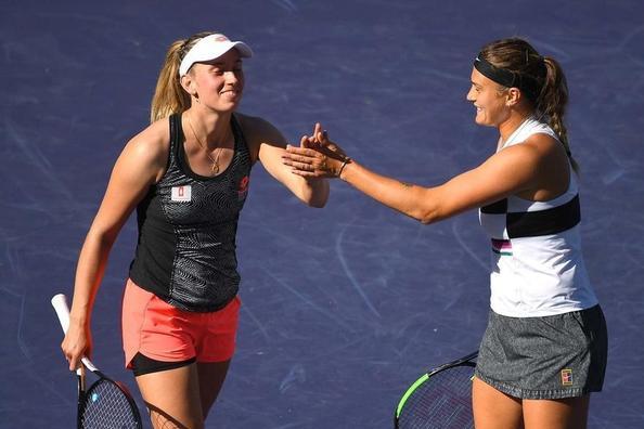 梅尔滕斯登顶WTA双打世界第一 梦想成真