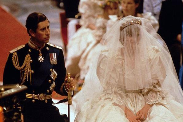 戴安娜王妃善良、颜值高,王子为何只把她当生育工具?独宠卡米拉