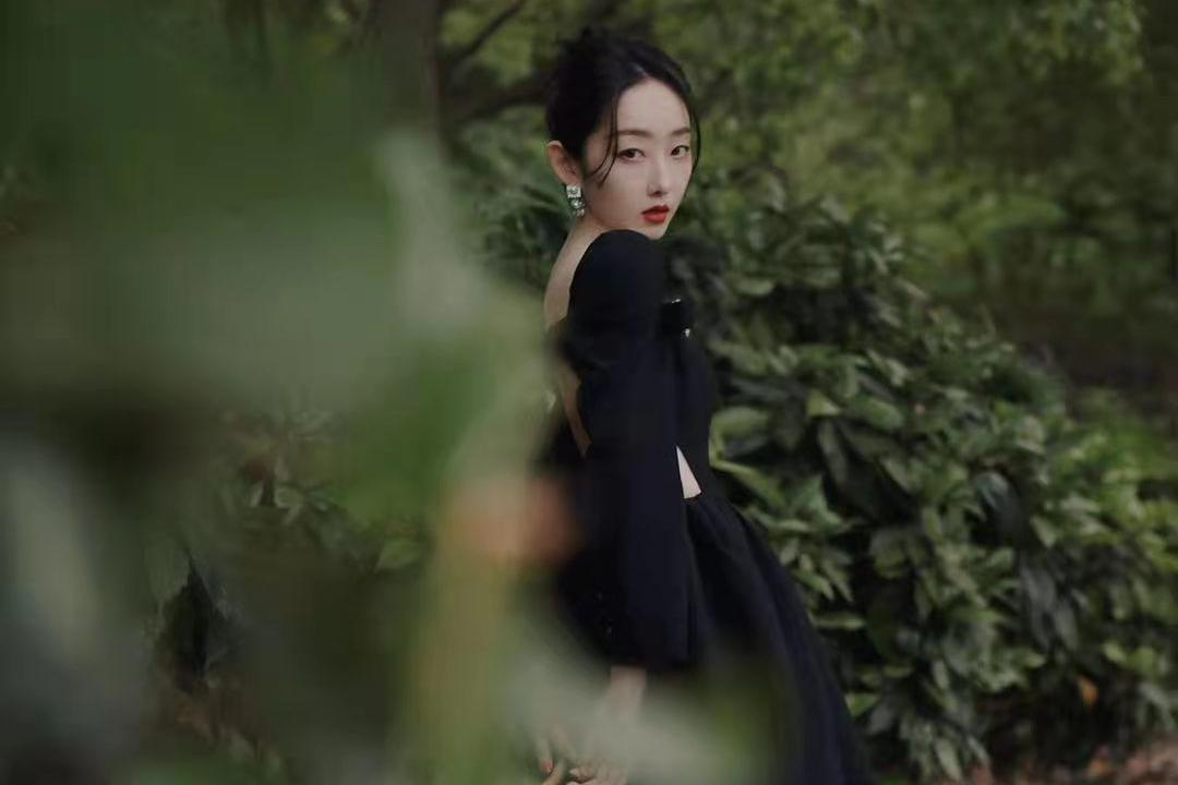 蒋梦婕亮相《骊歌行》心动游园会 网友:求太子妃独美