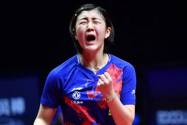 国乒集结再争奥运,刘诗雯、丁宁、陈梦谁先胜出?大满贯优势明显