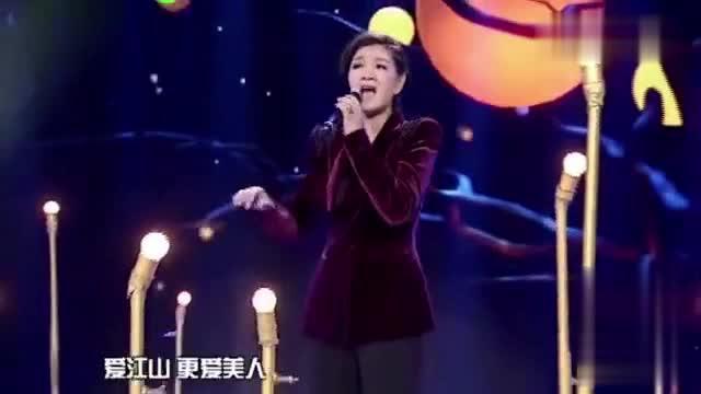 降央卓玛一唱李丽芬的经典立刻就变成了另一种感觉