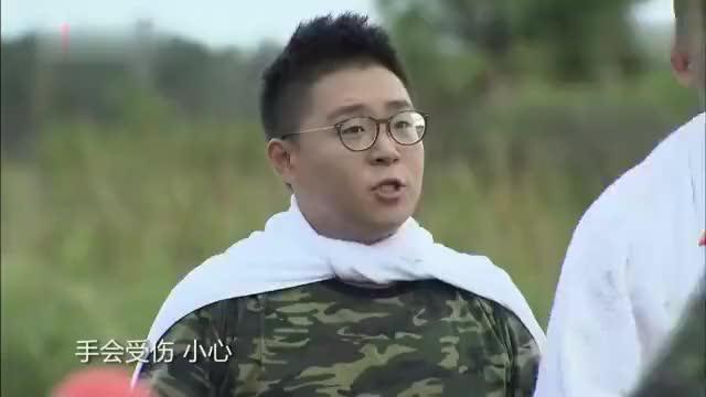 综艺:夏雨黄恺杰组合对战张雨绮刘逸云组合,这还有个玩么?