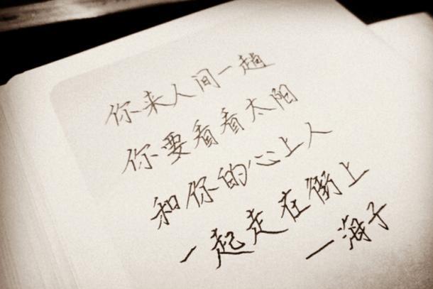 海子写完《面朝大海,春暖花开》后就卧轨自杀,他究竟是怎么想的