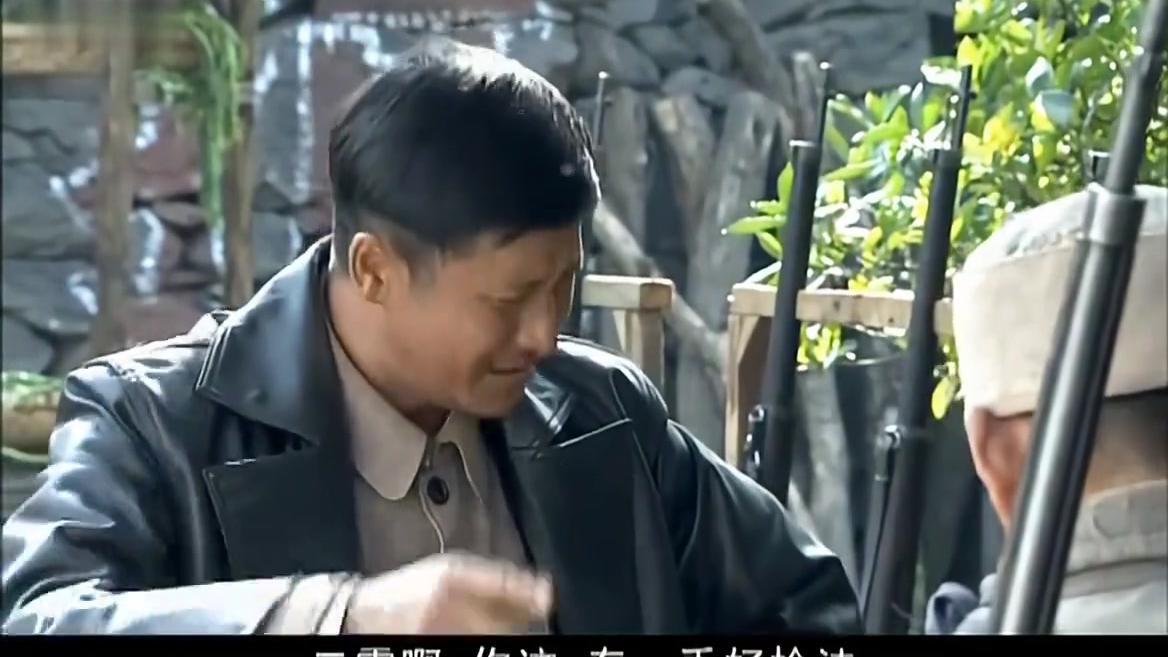 一分区刘司令去请功,被大司令通令嘉奖,着实让陈大雷羡慕