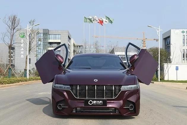 总投资88.6亿,量产氢能源车要来了,外观让玛莎拉蒂设计师哭晕?