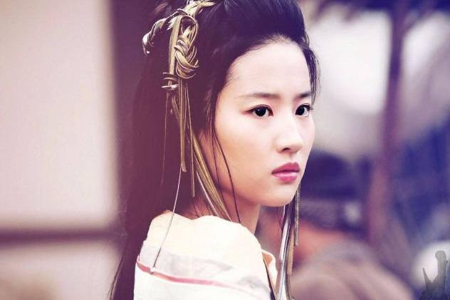 都说陈都灵是刘亦菲的接班人,看到她的小龙女造型:神仙姐姐本人