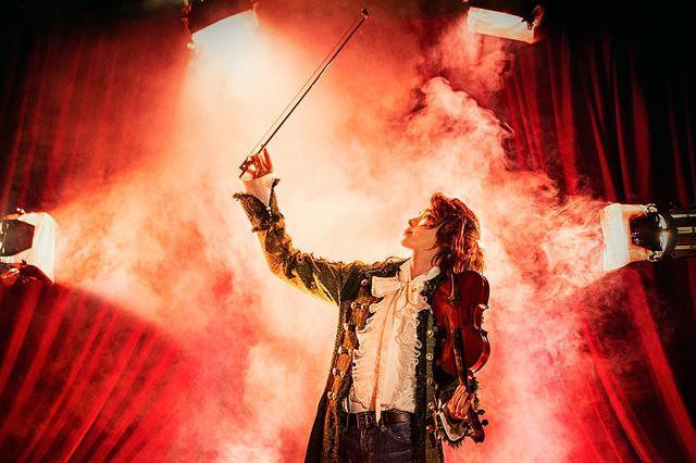 金俊秀主演音乐剧《莫扎特》6月11日举行十周年演出