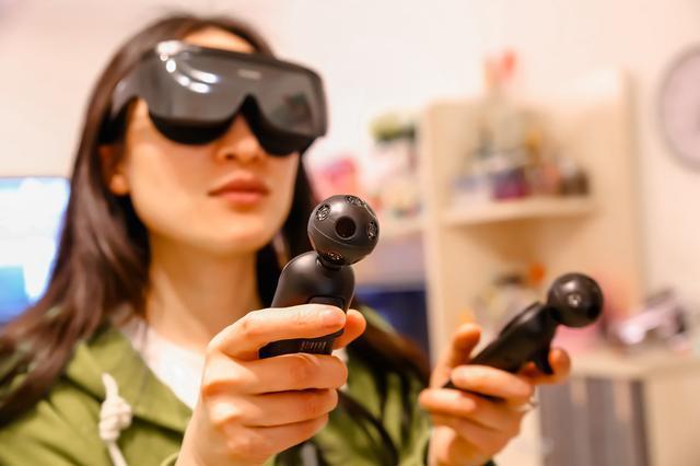 华为VR Glass用户看过来,畅享极致体感游戏你还差套NOLO神器