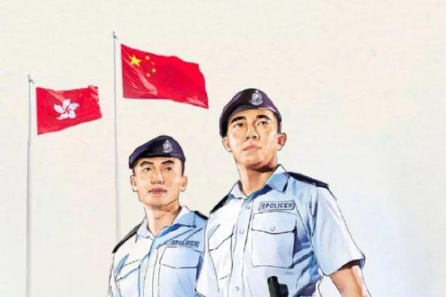 40年来,这些香港同胞,参加了国庆大阅兵