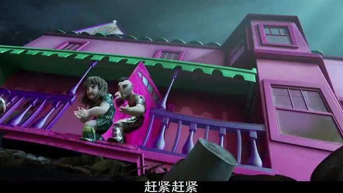挑战者联盟:玩具人被老鼠追杀,下秒老鼠成了他的坐骑