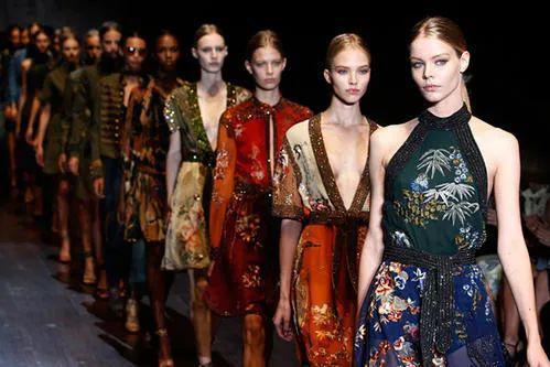 一周时尚:中国国际时装周日期确定 《爱情的开关》电视剧开播