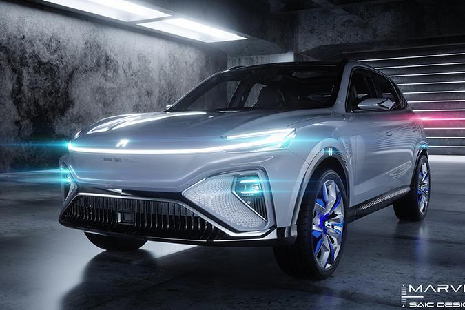 或广州车展上市/明年交付 荣威MARVEL-R将于9月6日开启预售