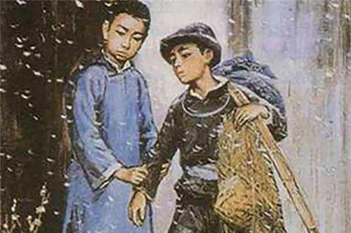鲁迅玩伴闰土真实结局:中年被鲁迅家辞退,因没经济来源活活穷死