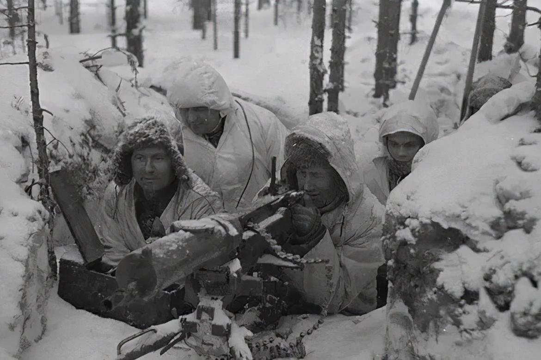 教科书式的防守战,芬兰对苏联,战损比竟高达1比10!