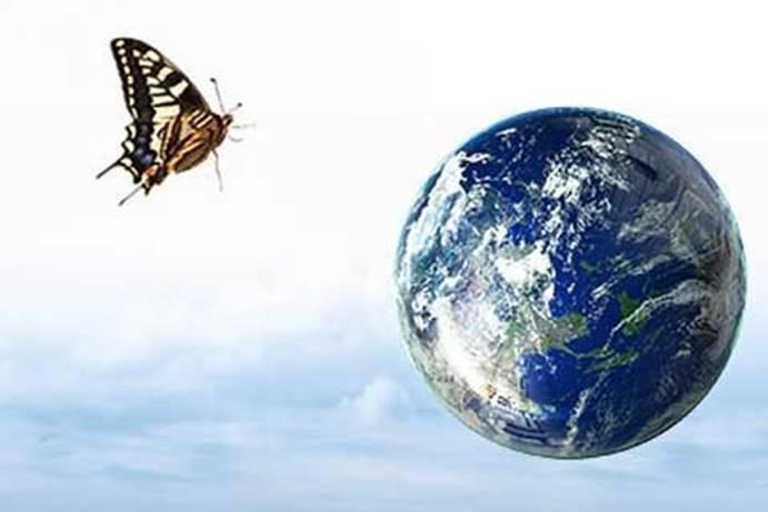 如果我们进行时间旅行,会受蝴蝶效应影响吗?在量子世界它会失效