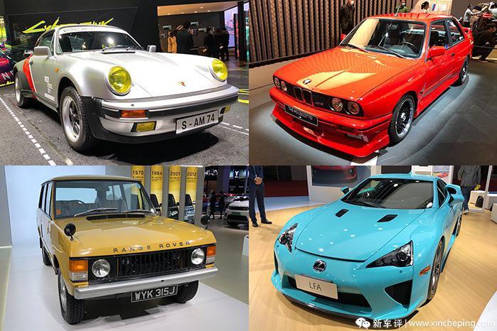 上海车展上这些奇奇怪怪的车,你们都去看了吗?