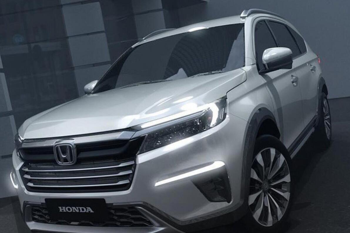 本田全新7座SUV发布 将专供亚洲市场