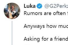 LOL:Perkz澄清谣言,不会去LCS赛区,Perkz无中生友替自己估价