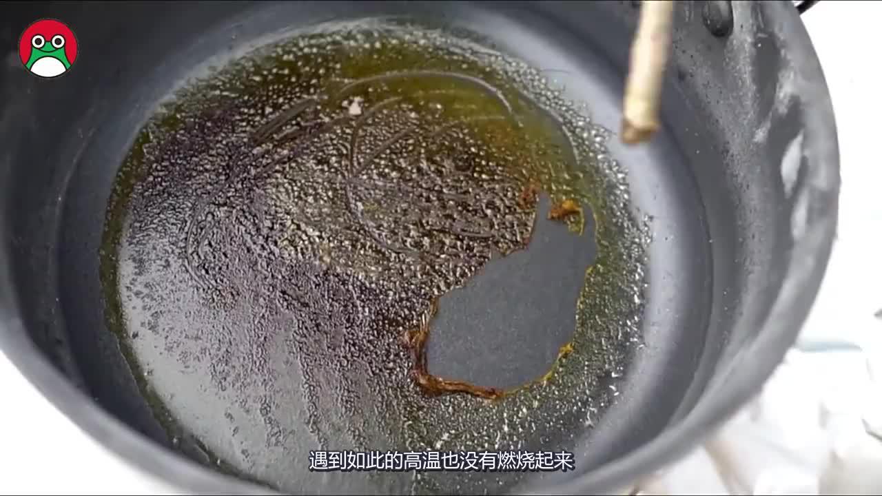 老外将502胶水倒入锅中加热后会怎样想起了粘在手上的痛苦
