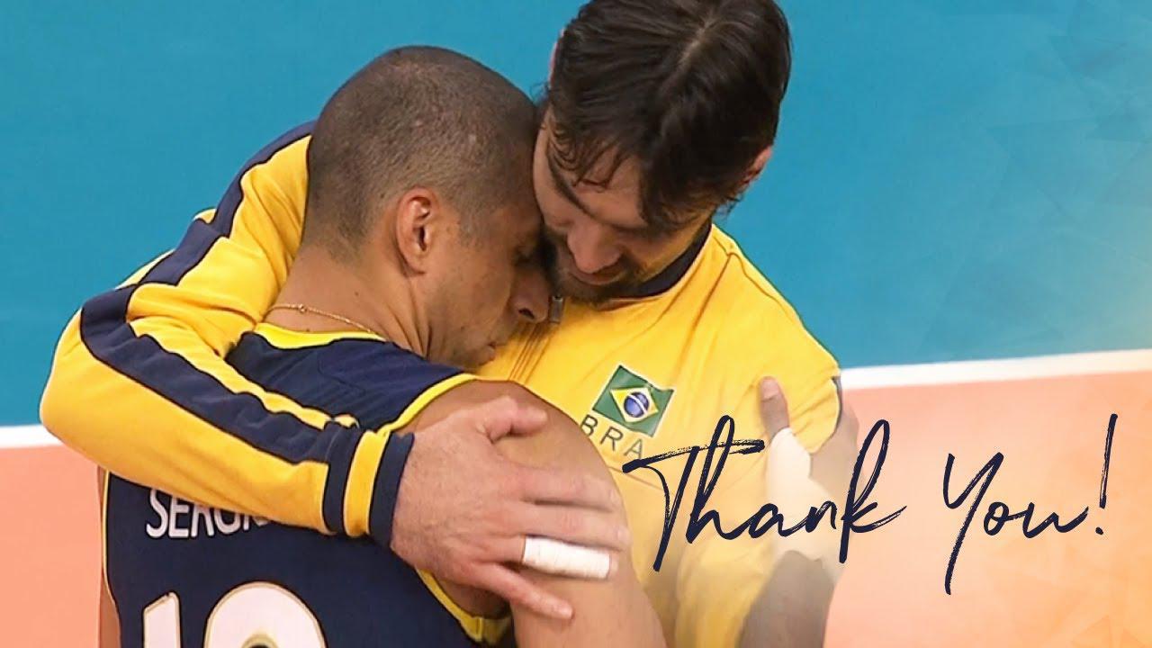 THANK YOU Sergio!44岁的传奇自由人塞尔吉奥宣布退役!