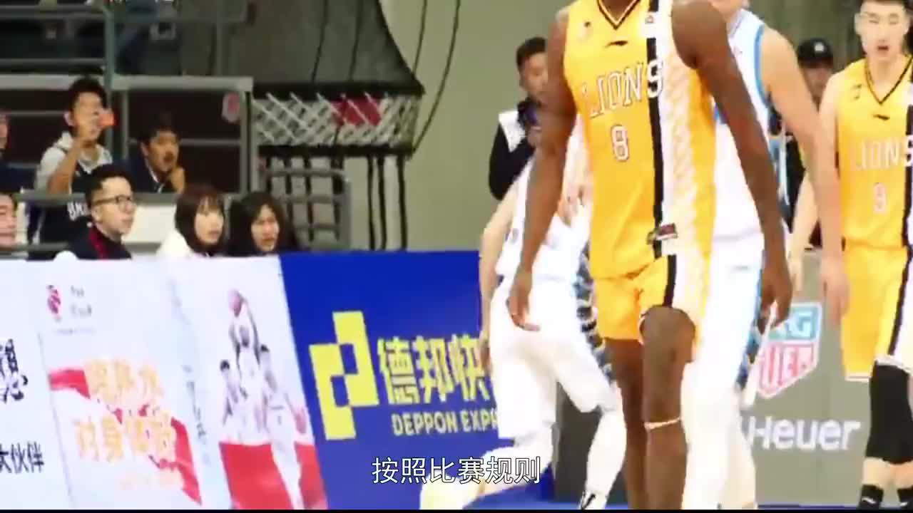 CBA首战广厦大胜同曦,胡金秋26+17统治内线,孙铭徽外援表现!