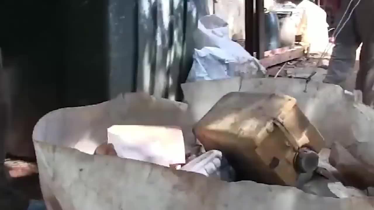 老外怎么回收旧塑料的?是不是很不环保?