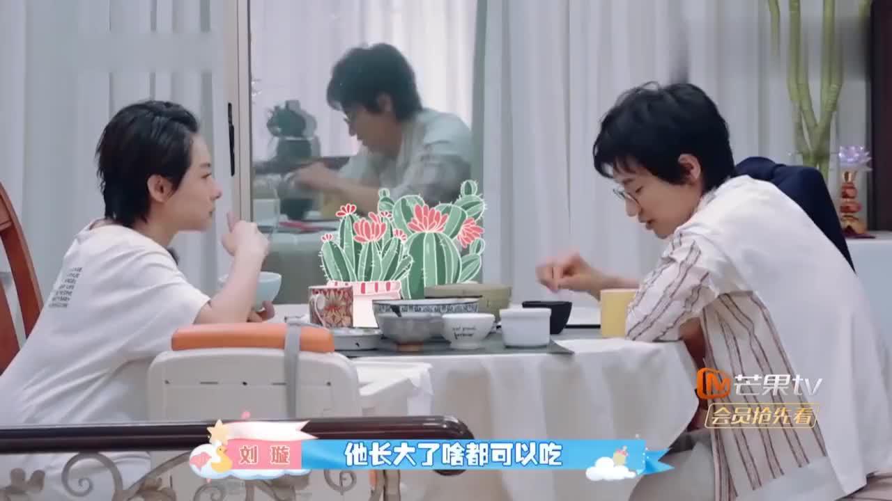 当冠军的儿子有多难?刘璇军事化管理儿子赳赳,3岁之前不能吃糖