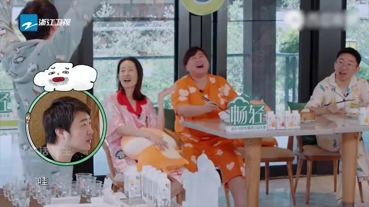 导演吴彤有多搞笑?游戏规则千篇一律,小沈阳:这是王牌屋里版?