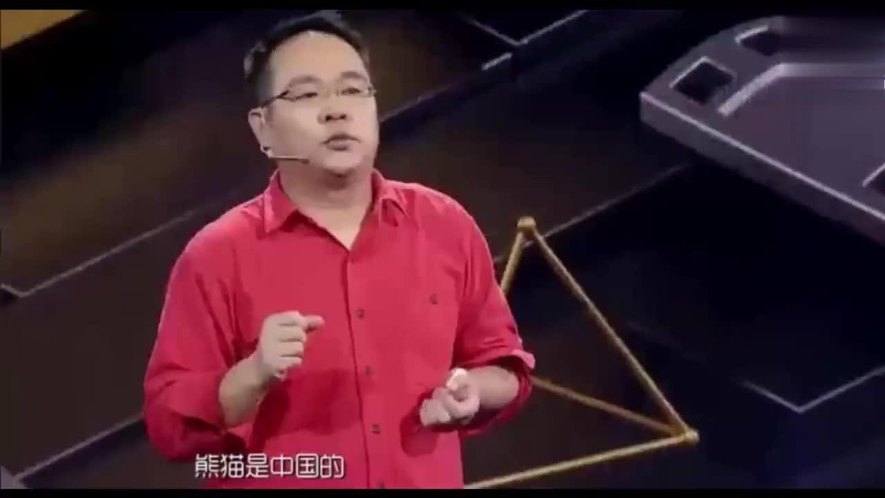 《演说家》陈道明佩服他,张召忠认同他,说出了影视娱乐圈的乱相