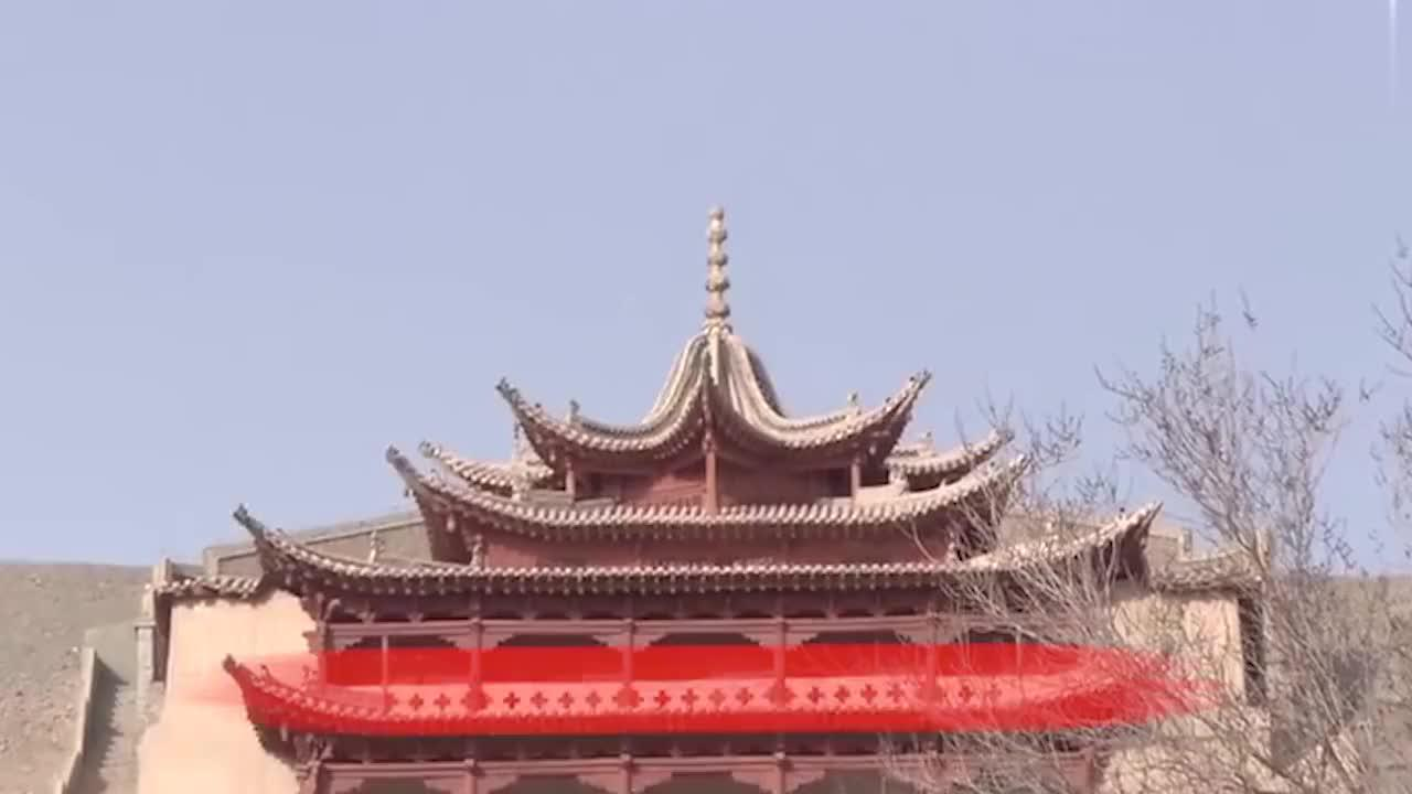 东方世界艺术博物馆,华夏五千年文华缩影莫高窟,不能错过的景点