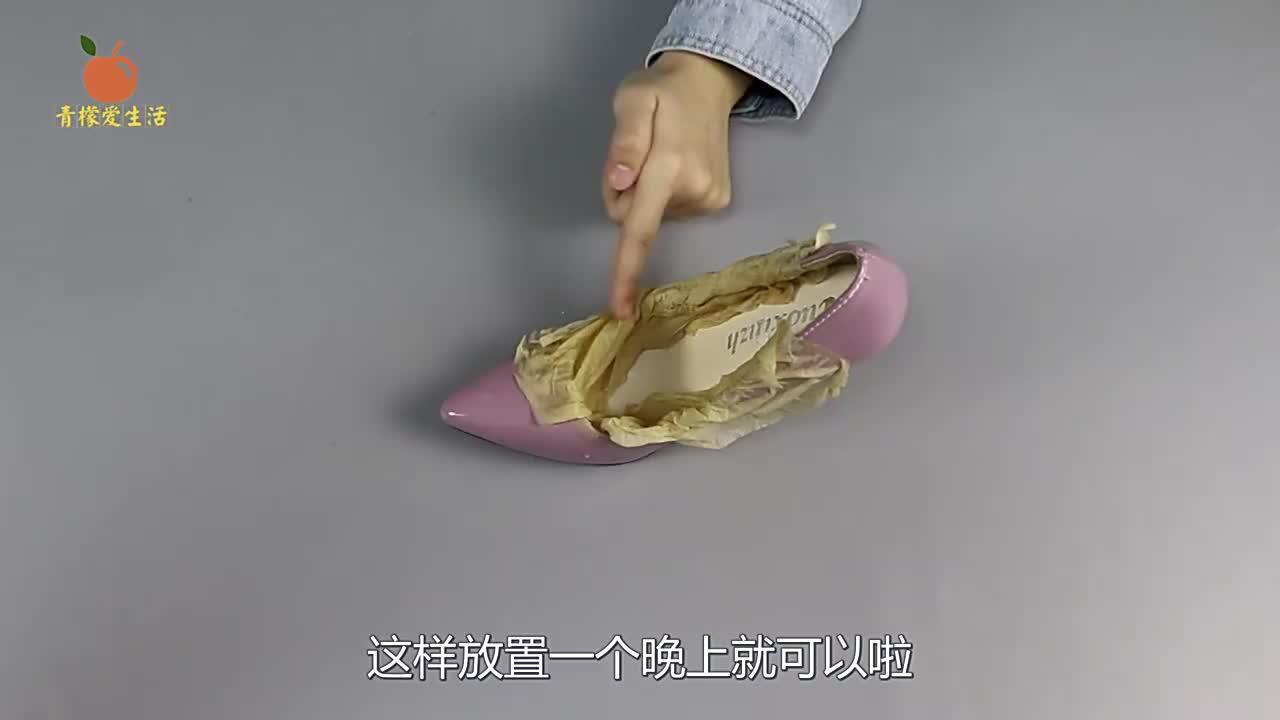 才发现,高跟鞋里放个小物件,走多久都不累,像穿平底鞋一样舒服